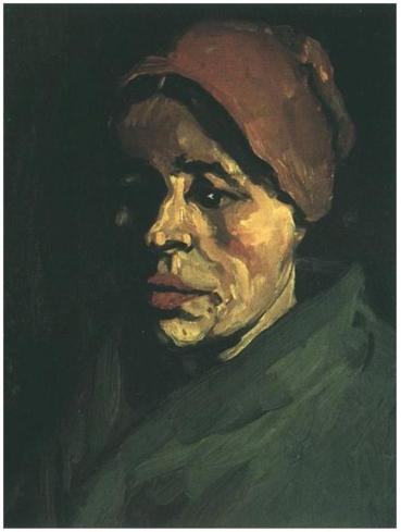 Head-of-a-Peasant-Woman-with-Brownish-Cap