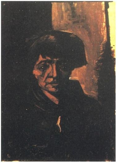 Head-of-a-Peasant-Woman-with-Dark-Cap