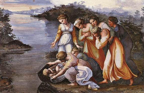 moses-saved-from-the-water-1519