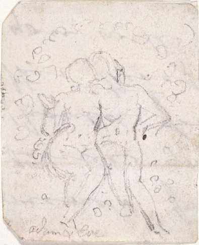 sketch-for-satan-watching-the-endearments-of-adam-and-eve