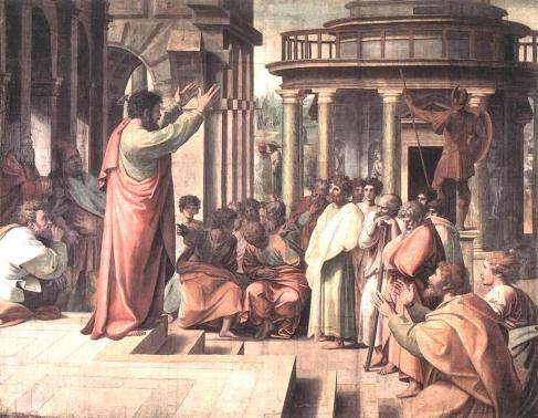 st-paul-preaching-at-athens-cartoon-for-the-sistine-chapel.jpg!HalfHD