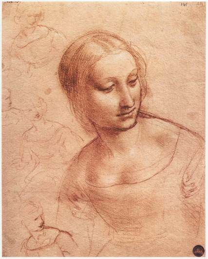 study-for-madonna-with-the-yarnwinder