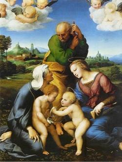 canigiani-holy-family