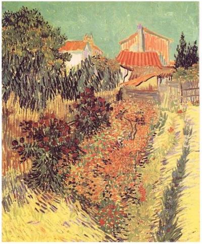 Garden-Behind-a-House