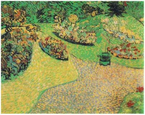 Garden-in-Auvers