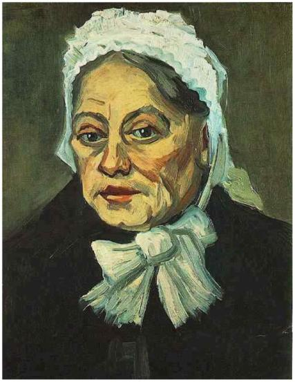 Head-of-an-Old-Woman-with-White-Cap-(The-Midwife)
