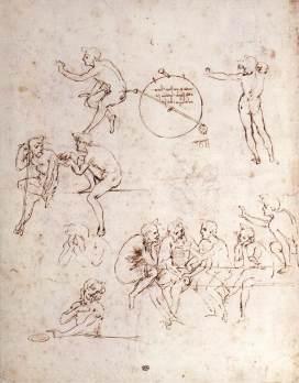various-figure-studies